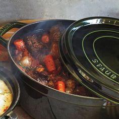 Recipes   Beef Bourguignon from Staub   Sur La Table