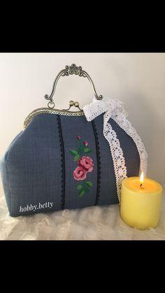 Crossstitch handbag