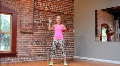 Short on time? Here's a quick way to get a burst of cardio into your day! After a short dynamic warm-up, do one round of the workoutto get your heart rate pumping and your body loosened up. Then w...
