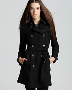 Burberry Brit Buckingham Classic Trench | Bloomingdale's