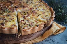 Quiche, Food And Drink, Cooking Recipes, Bread, Breakfast, Desserts, Foods, Pie, Morning Coffee