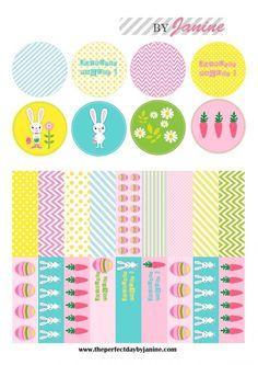 DIY printable { Joyeuses Pâques! }