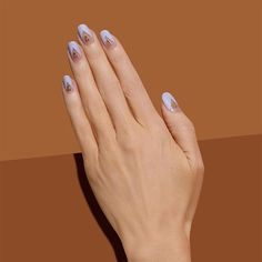 Nail the afterparty with this matte lavender Party Perfect. #paintboxmani
