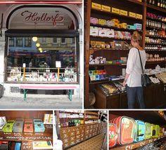 Holtdorf - Laden mit viel Geschichte im Ostertor-Viertel Bremen. http://blog.bremen-tourismus.de/ein-trip-ins-viertel-bremen/