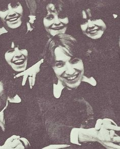 Alan Rickman, 1974 (Pic taken from Instagram)