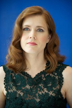 May 31 - 'Man of Steel' Press Conference - - Amy Adams Fan - The Gallery Drop Dead Gorgeous, Girl Celebrities, Celebs, Actress Amy Adams, Amazing Amy, Hollywood, Beautiful Redhead, Beautiful Women, Beautiful Actresses