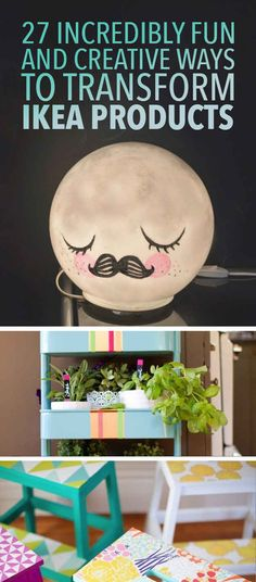 27 Incredibly Fun And Creative Ways To Transform Ikea Products