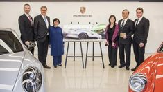 Porsche to form new subsidiary in Taiwan /