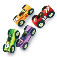 All Crafts For Boys   For the Dad who loves race cars.