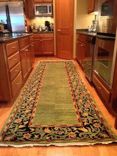 William Morris rug ~