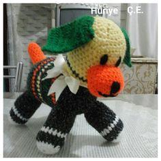 Amigurumi   &  crochet dolls  .Örgü oyuncak  .