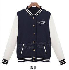 Sweatshirt Baseball Jacket Winter Cotton Active Stand Collar Pockets Coat Hoodies - Shops Hive
