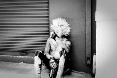 Punk not dead by Cosmopolita., via Flickr
