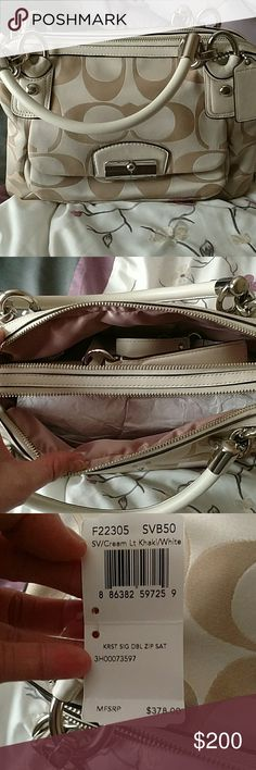 Coach purse NWT Bags Satchels