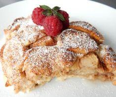 Žemlovka French Toast, Breakfast, Food, Morning Coffee, Essen, Meals, Yemek, Eten
