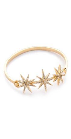 Elizabeth and James Northern Star Hinge Bracelet | SHOPBOP