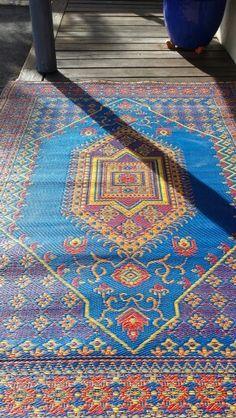79d9fb522080 Decorative Plastic Mat Indian Gift Rug Rag Outdoor Indoor Printed ...