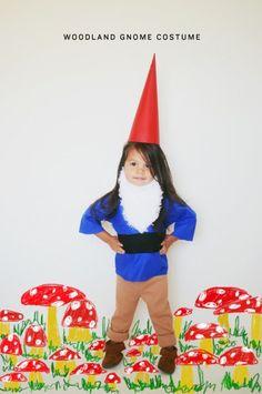 5 feb2015 5 Disfraces caseros de niña, niño y bebé (y además rápidos) by Mamá Orquidea Dichosa