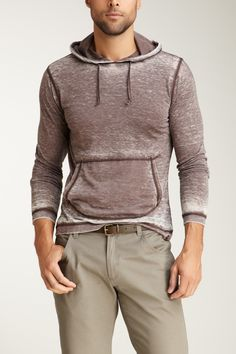 This hoodie material is cool. I think this could fit a woman pretty well.