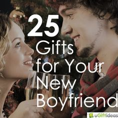 12 Best Gifts For New Boyfriend Images
