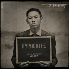 Mc Jin Looks Inward On Hypocrite EP - JesusWired.com