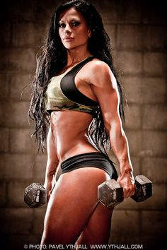 Ashley Horner. My body wasn't made to be super thin, I had soccer player legs, nice and muscular but I hated my arms because they were not defined - See more at: http://www.fitoverfat.com/#sthash.iGVSvqFr.dpuf