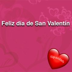 spanish valentine ecards