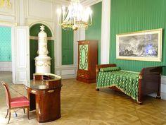 Death Chamber of Archduke Carl, Albertina State Rooms Archduke, State Room, Vienna, Death, Cabinet, Restore, Clothes Stand, Grand Duke, Closet