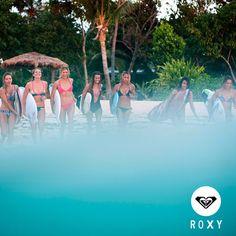 ¡Más que una marca, un estilo de vida! Roxy Colombia #LunesFestivo #Chicas #WeWillYoungForever