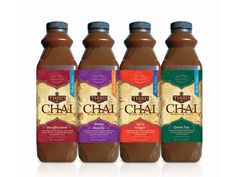 Organic Chai on Packaging of the World - Creative Package Design Gallery