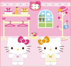 Kitty et Mimmy - Tap the link now to see all of our cool cat collections!