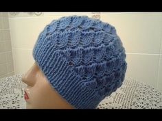 Openwork hat spokes. Part 2.\/\/Women's hats knitting\/\/How to knit a hat