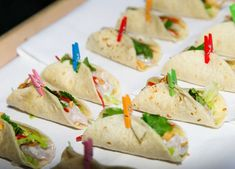 Wedding Philippines - 18 Entertaining Taco Bar Buffet Food Ideas for Your Wedding Taco Bar Buffet, Food Buffet, Party Buffet, Mexican Appetizers, Mexican Food Recipes, Mini Tacos, Reception Food, Wedding Reception, Wedding Ideas