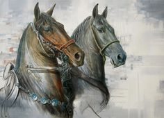 Image result for horses drawings for decoupage