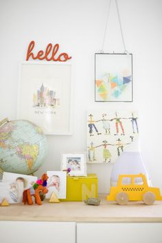 Room Tour @RuffledBlog