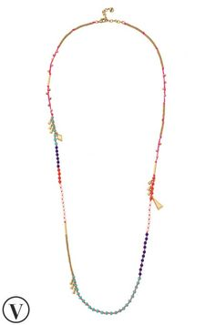 Stella & Dot - Reina necklace - summer accessories, must haves