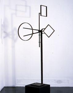 Ettore Colla, Archimede II, 1960.