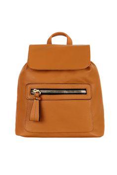 6bd3fd7cd57 Dámský elegantní koženkový batoh do města - koupit online na Glara.cz   glara