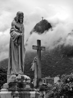 Jesus Trifecta #Brazil |  Photo by - Barbara Eckstein