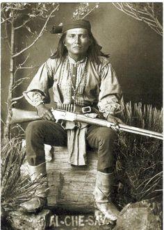 Sergeant William Alchesay White Mountain Apache