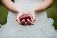 Rustic Apple Orchard Wedding Inspiration| Photos by: Picture That Photography & ENV Photography