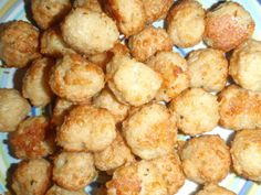Cheesy Chicken Balls