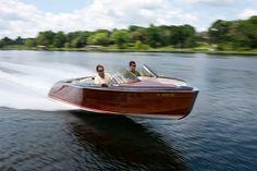 saettadrive #Woodenboat