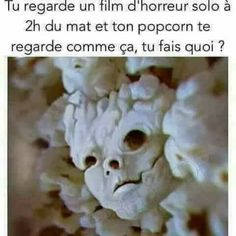 Find images and videos about funny, creepy and popcorn on We Heart It - the app to get lost in what you love. Haha Funny, Funny Cute, Hilarious, Funny Stuff, Scary Funny, Funny Humor, Things With Faces, Scary Things, Just For Laughs