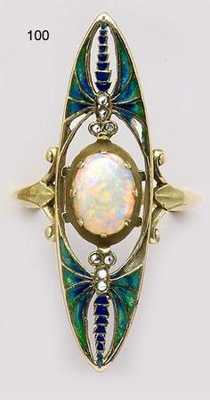 Dragonfly Opal