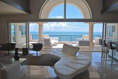 contemporary living room by Pepe Calderin Design- Miami Modern Interior Design Luxury Interior Design, Interior Design Living Room, Living Room Designs, Room Interior, Lila Sofa, Caribbean Homes, Design Salon, Inspiration Design, Design Ideas
