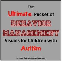This packet includes 10 behavior management interventions with visuals and thorough directions for implementation for a variety of behaviors!