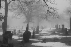 Haunted Cemeteries and Their Ghosts: Resurrection Cemetery