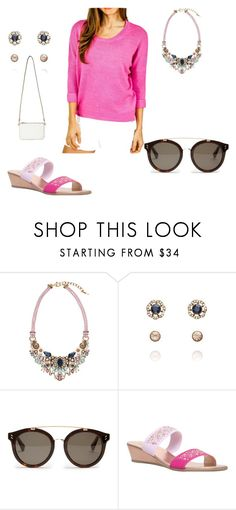 Spring is Here! by mertensmk on Polyvore featuring Miss Selfridge, Chloe + Isabel and STELLA McCARTNEY