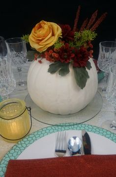 10 Fall Wedding Ideas You Will Completely Fall In Love With – Archive Budget Wedding Centerpieces, Bridal Shower Centerpieces, Wedding Decorations, Fall Decorations, Fall In Love Bridal Shower, Pumpkins For Sale, Wedding Trends, Wedding Ideas, Wedding Favors